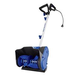 snow joe electric snow blower shovel 10 inch 8.5amp