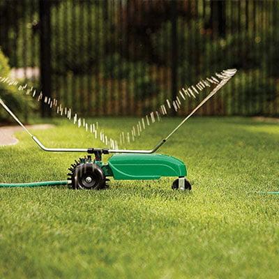 Orbit 58322 Traveling Sprinkler Watering System