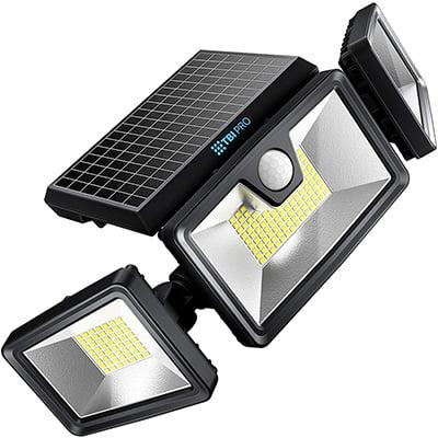 TBI Outdoor Security Solar Light